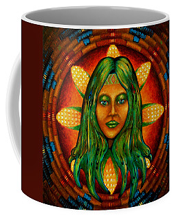 Corn Maiden Coffee Mug