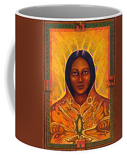 Corn Woman Coffee Mug