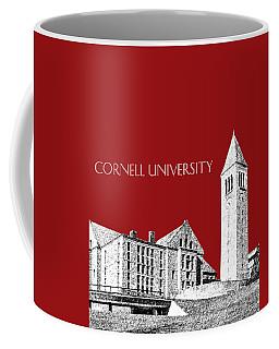 Cornell University - Dark Red Coffee Mug