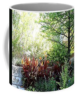 Corner Garden Coffee Mug