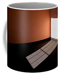 Corner Illumination Coffee Mug by Christopher McKenzie