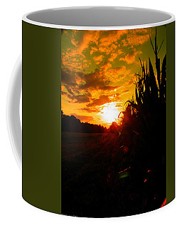 Cornset Coffee Mug