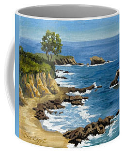 Corona Del Mar California Coffee Mug
