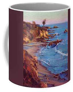 Corona Del Mar Newport Beach California Coffee Mug