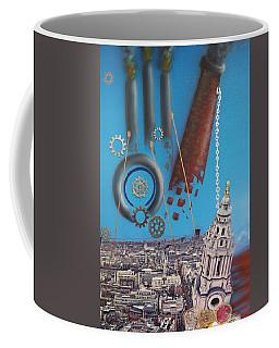 Corporate Greed Coffee Mug
