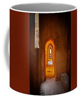 Corridor In The Real Alcazar Of Seville Coffee Mug