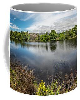 Cors Bodgynydd Reservoir Coffee Mug