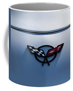 Corvette C5 Badge Coffee Mug