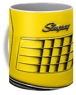 Corvette Gills Coffee Mug