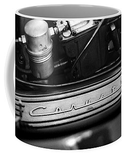 Corvette Valve Cover Coffee Mug