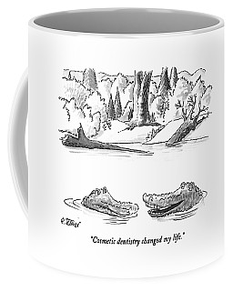 Cosmetic Dentistry Changed My Life Coffee Mug