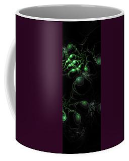 Cosmic Alien Eyes Original 2 Coffee Mug