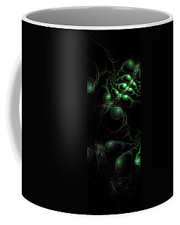 Cosmic Alien Eyes Original Coffee Mug