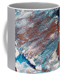 Cosmic Blend Three Coffee Mug by M West