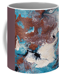 Cosmic Blend Two Coffee Mug by M West