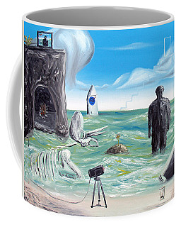 Cosmic Broadcast -last Transmission- Coffee Mug