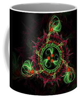 Cosmic Cherry Pie Coffee Mug