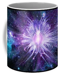 Cosmic Heart Of The Universe Coffee Mug