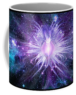 Cosmic Heart Of The Universe Coffee Mug