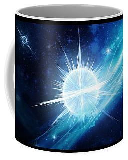 Cosmic Icestream Coffee Mug
