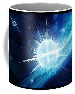 Cosmic Icestream Coffee Mug