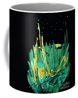 Cosmic Island Coffee Mug