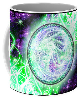 Cosmic Lifestream Coffee Mug