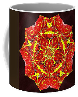 Cosmic Masculine Firestar Coffee Mug