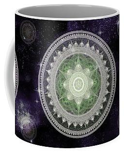 Cosmic Medallians Rgb 2 Coffee Mug