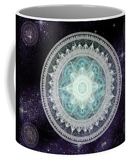 Cosmic Medallions Water Coffee Mug