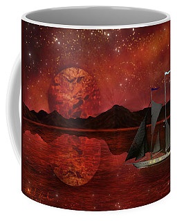 Cosmic Ocean Coffee Mug