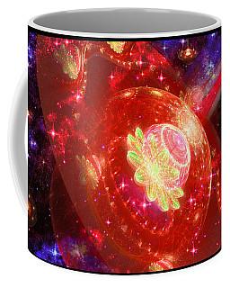Cosmic Space Station Coffee Mug