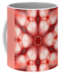 Cosmic Spiral Kaleidoscope 22 Coffee Mug