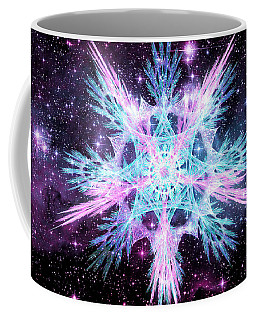 Cosmic Starflower Coffee Mug