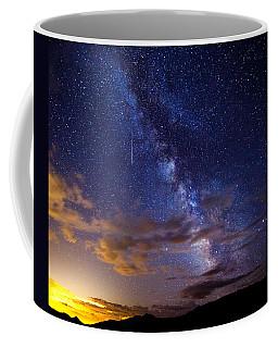 Cosmic Traveler  Coffee Mug