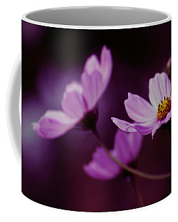 Coffee Mug featuring the photograph Cosmo After Glow by Kay Novy