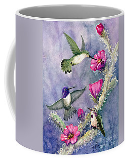 Costa Hummingbird Family Coffee Mug