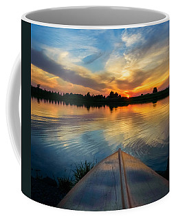Cottage Country's Silhouette Coffee Mug