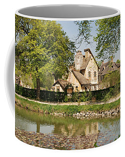 Cottage In The Hameau De La Reine Coffee Mug