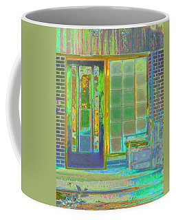 Cottage Porch Coffee Mug