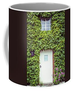 Cottage With Ivy Coffee Mug