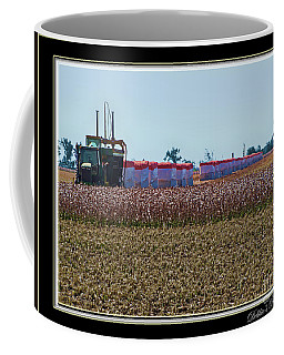 Cotton Harvest Coffee Mug