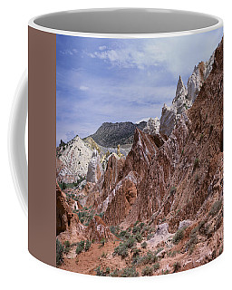 Cottonwood Spires 1-sq Coffee Mug