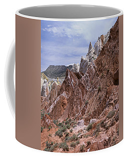 Cottonwood Spires 1-v Coffee Mug
