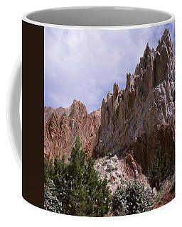 Cottonwood Spires 2-sq Coffee Mug