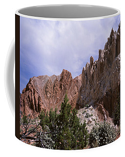 Cottonwood Spires 2 Coffee Mug