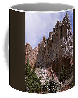 Cottonwood Spires 2-v Coffee Mug
