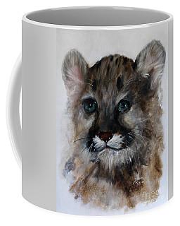 Antares - Cougar Cub Coffee Mug