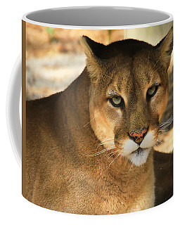 Cougar II Coffee Mug