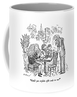 Could You Explain Split Ends To Me? Coffee Mug